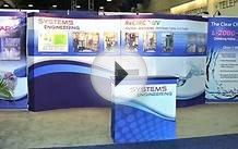 Stretch Fabric Pop-up Display